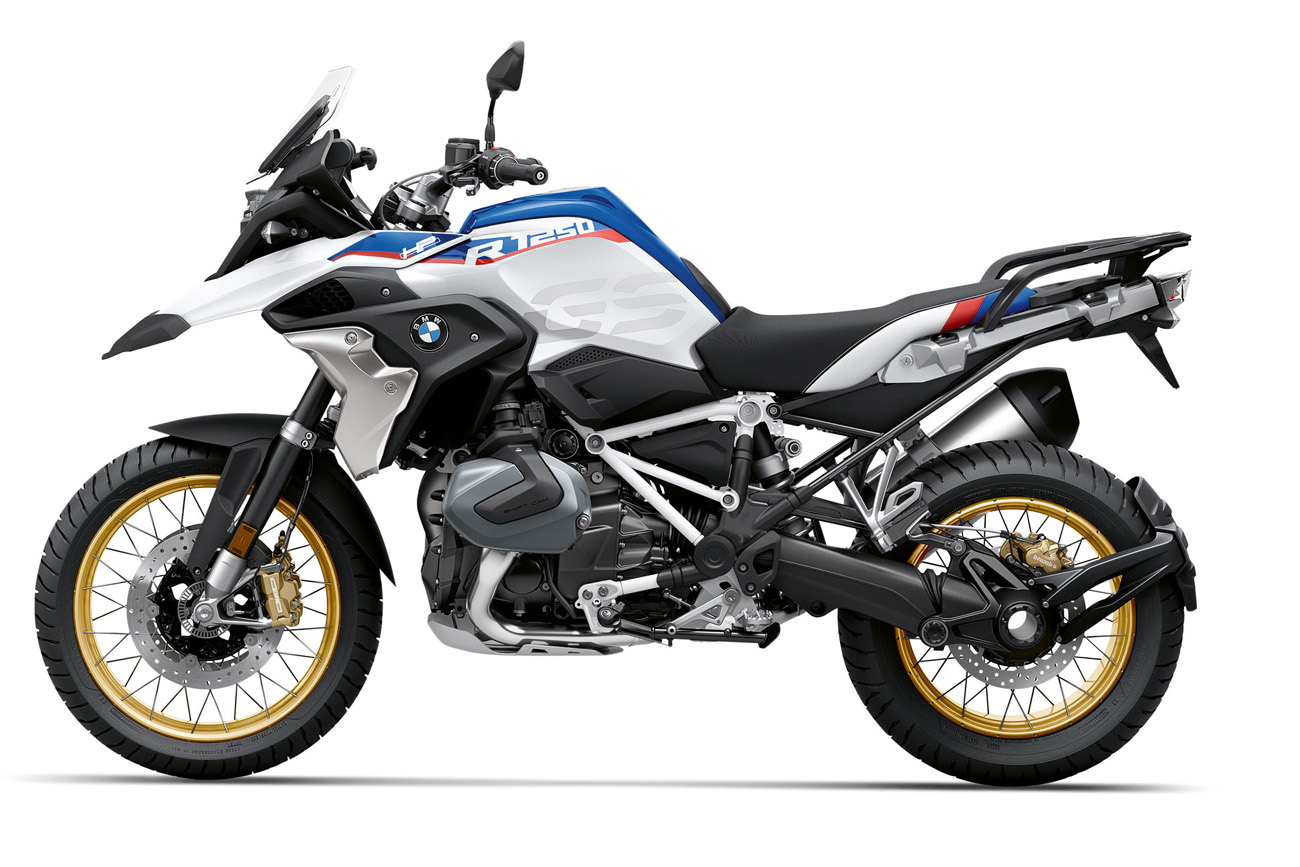 BMW R 1250GS / Exclusive /HP technical specifications